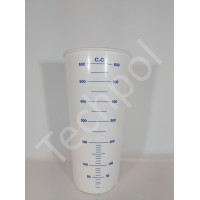 500ml Paper Paint Mixing Cups Pack Of 50