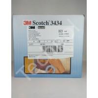 Scotch® High Performance Masking Tape 3434, 24mmx50m