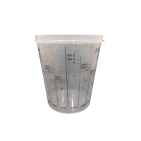 Plastic Mixing Cup 2300ml