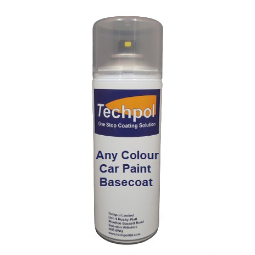 Techpol Custom Automotive Car Aerosol Spray Paint