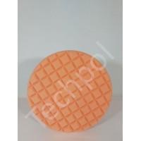 Techpol Orange Foam Finishing Pad Velcro 150mm