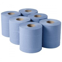 Blue Roll Pack of 6