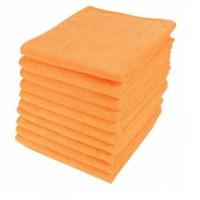 Micro-Fibre Cloth Orange Pack of 12